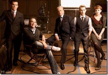 Wall Street 2 Cast
